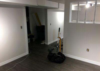 painting-preparation-basement-wall-2