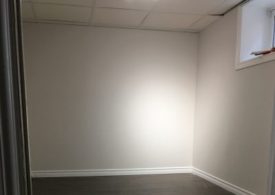 painting-preparation-basement-wall