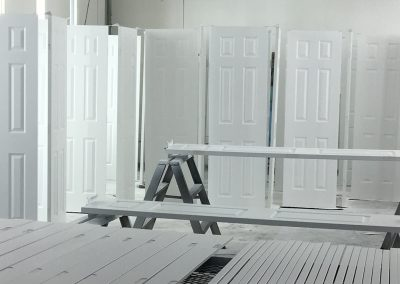 Painting / Refinishing Residential Doors
